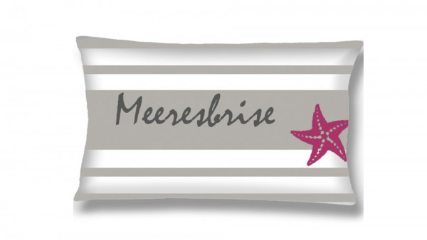 Goldmond Home Zierkissen -maritime- Starfish 30 x 50 cm