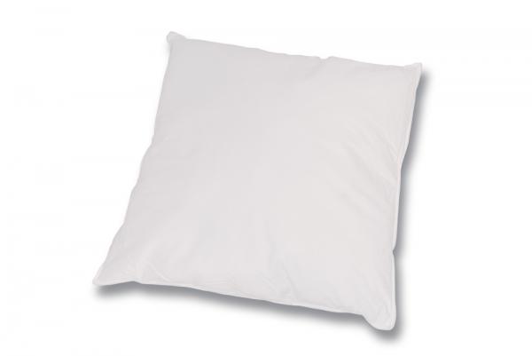 Sleep and Dream Kleinkissen 50x50cm weiss