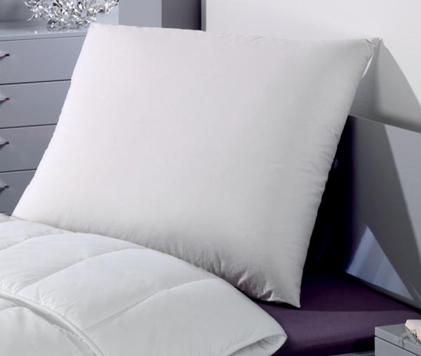 Sleep and Dream Kopfkissen 40x80cm weiss
