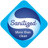 Sanitized Hygiene Funktion
