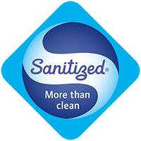 Sanitized Hygiene Funktion