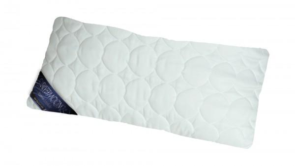 SILVERMOON BASIC Kopfkissen 40 x 80 cm